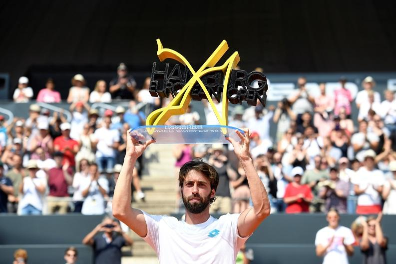 Basilashvili Retains Hamburg Open