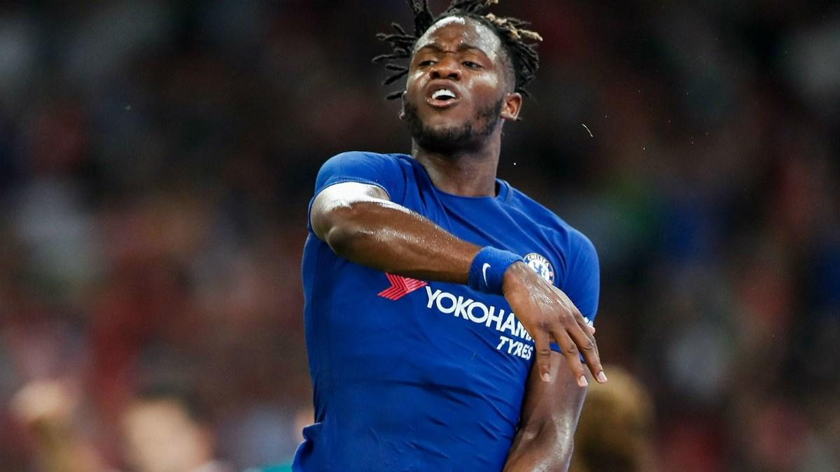 Batshuayi Set For Chelsea Stay