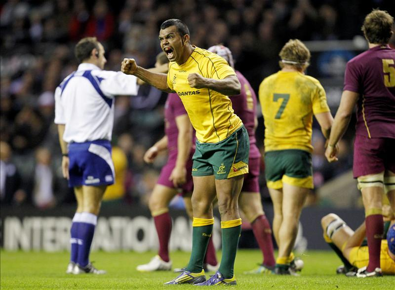 Beale Commits To Wallabies Beyond World Cup