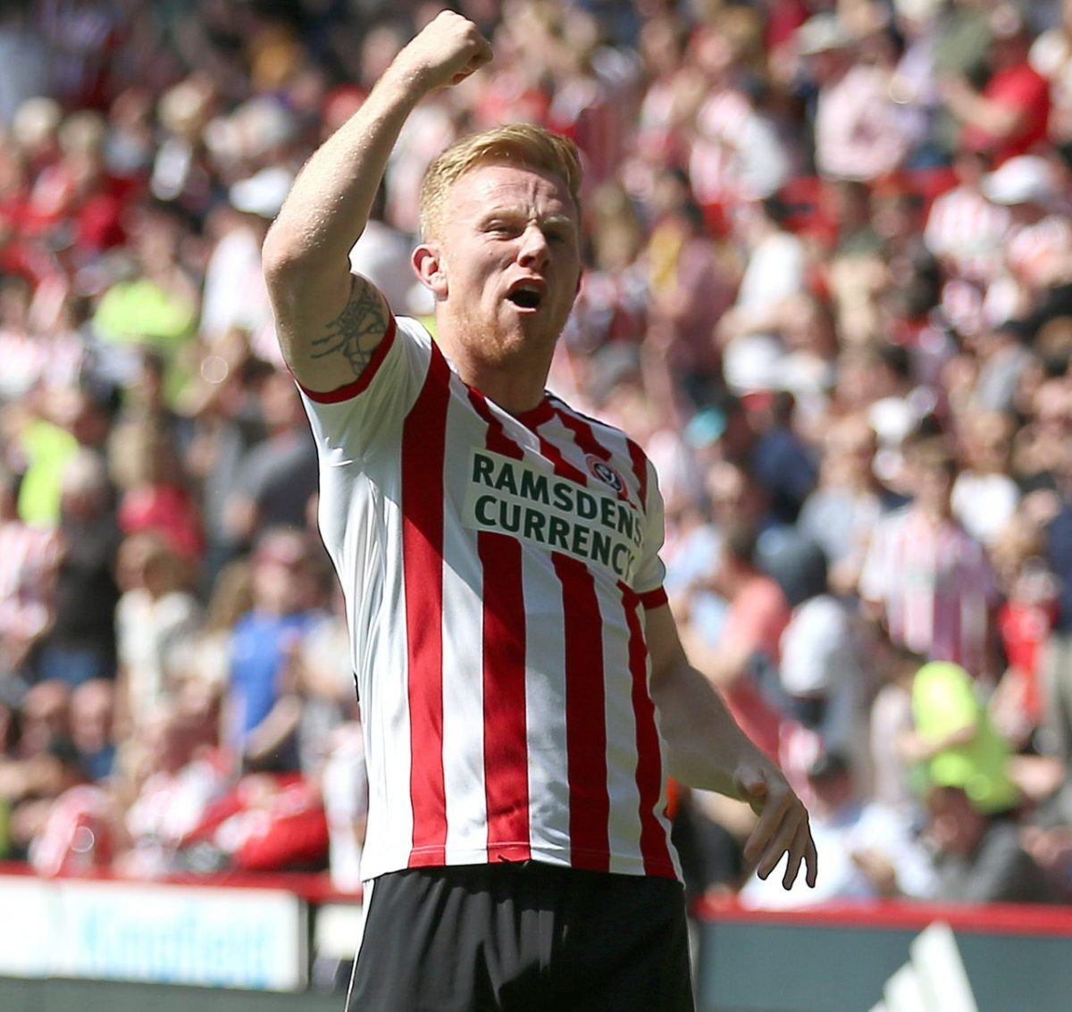 Blades Defender Looking For New Club