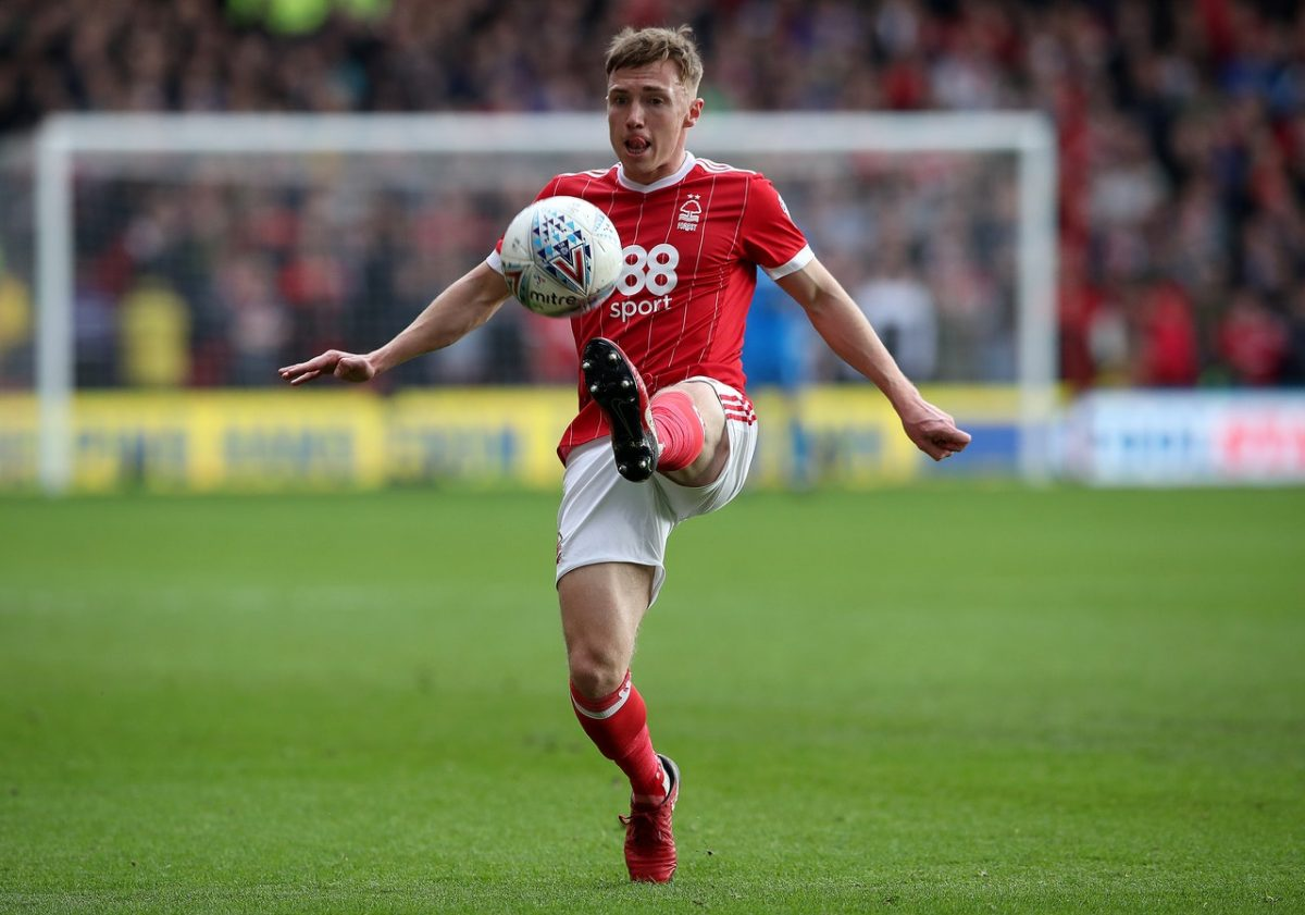 Sheffield United In Hunt For Forest Midfielder