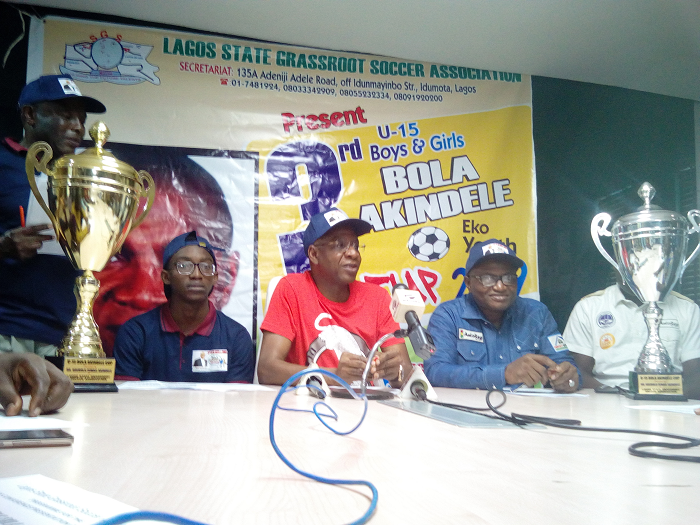 N2m Up For Grabs In Bola Akindele Youth Cup