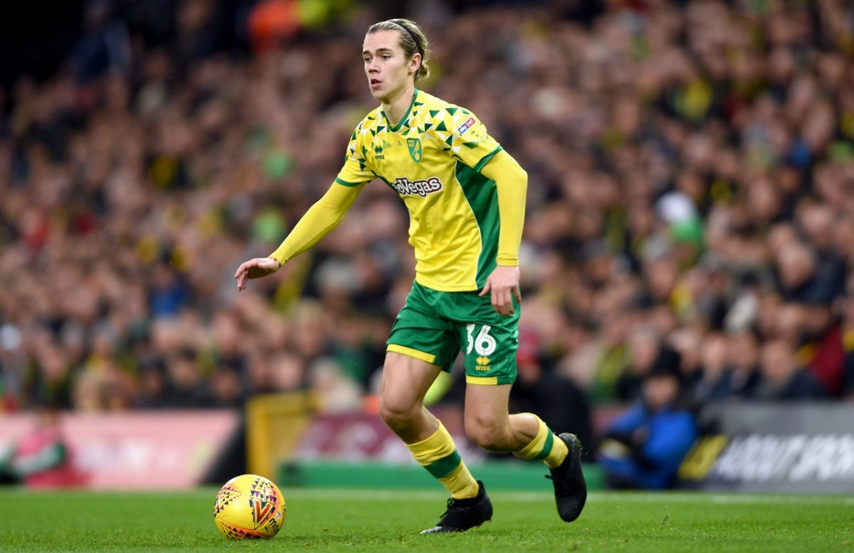 Cantwell Extends Norwich City Stay