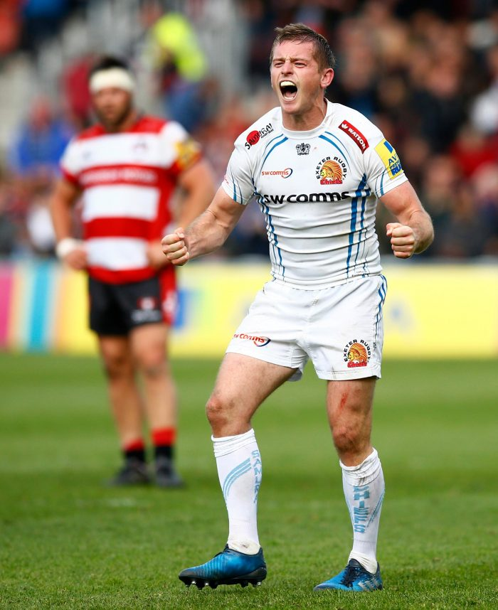 Chiefs' Steenson Set For Dual Role
