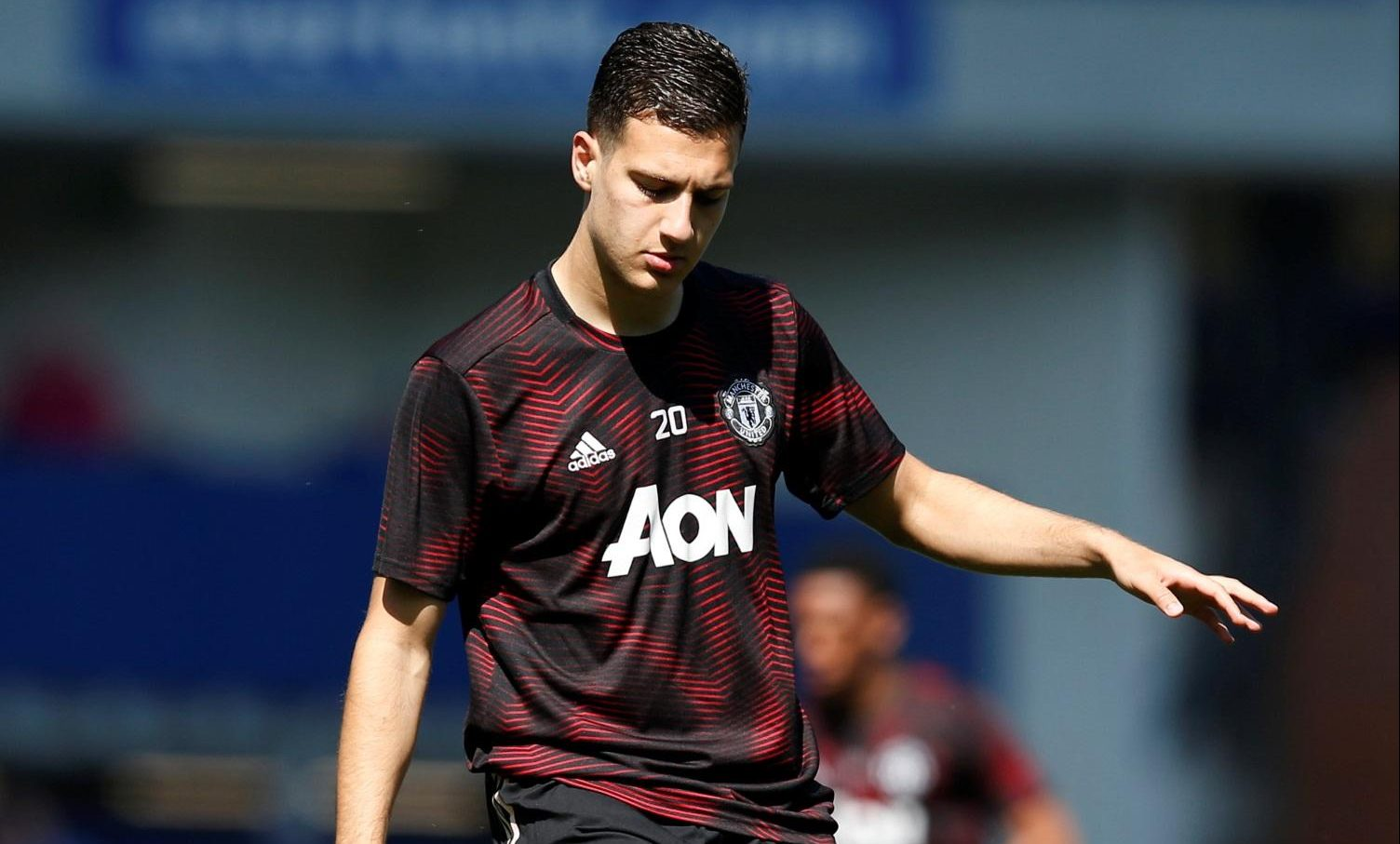 Dalot To Figure In Solskjaer's Plans