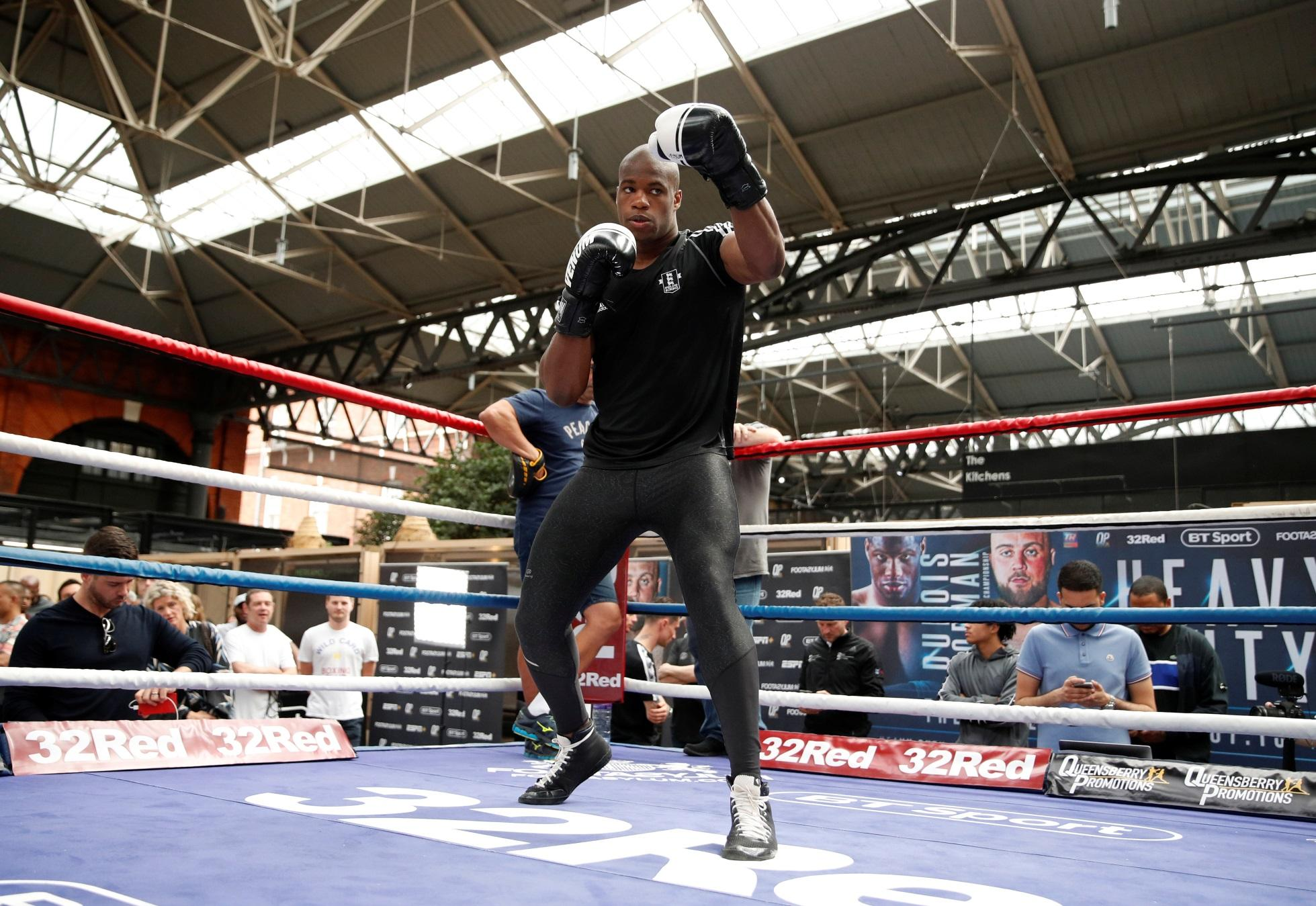 Dubois 'The Future Of Heavyweight Boxing' – Warren