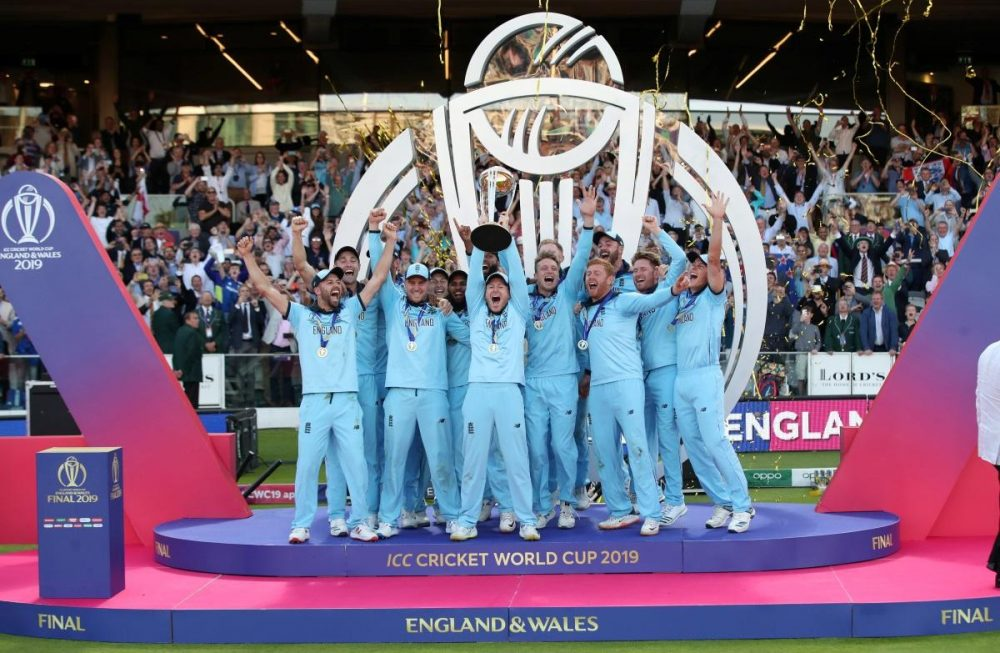 England End World Cup Wait In Incredible Finale