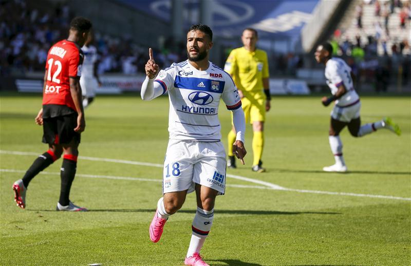 Fekir Set For Real Betis Medical