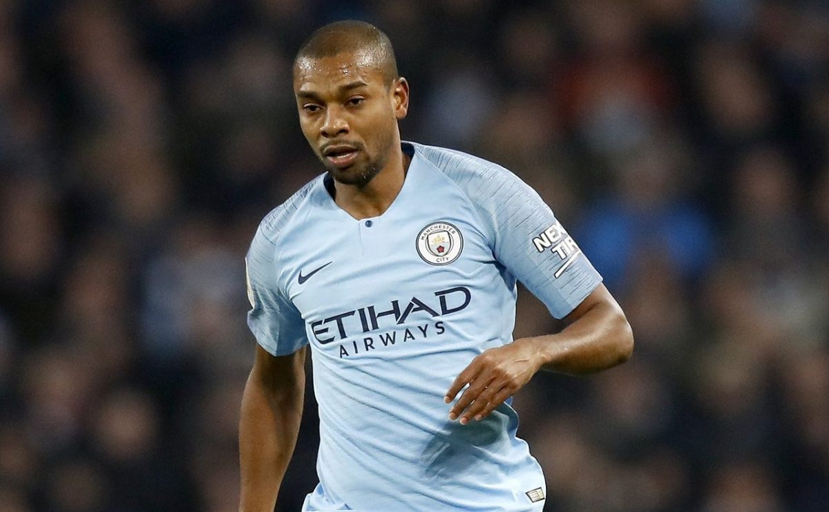 Fernandinho Set For New City Deal