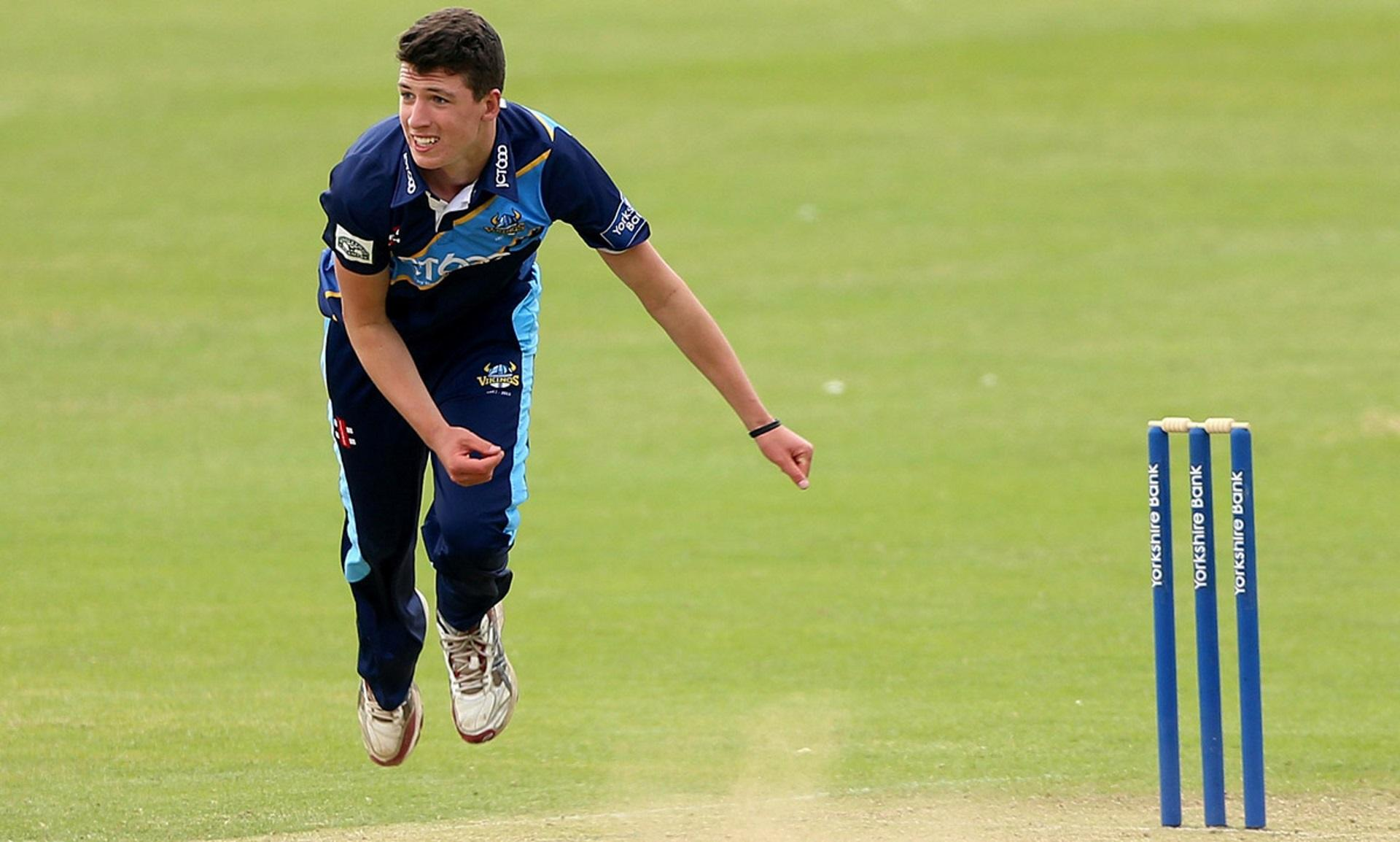 Gale 'Gutted' For All-Rounder Fisher