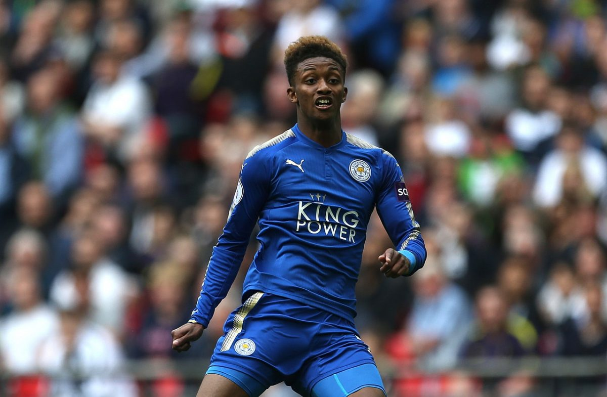 Gray Ready For Leicester Battle