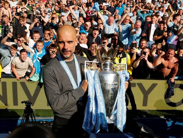 Guardiola Happy With Life At City