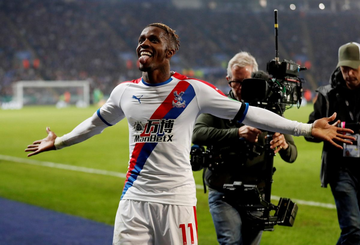 Arsenal Still Have Zaha Ambitions – Report
