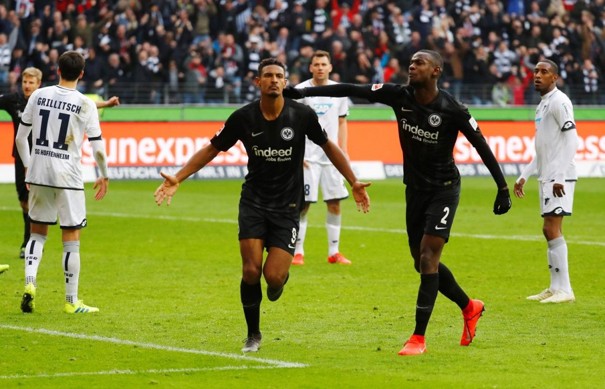 Hammers Close To Finalising Haller Deal