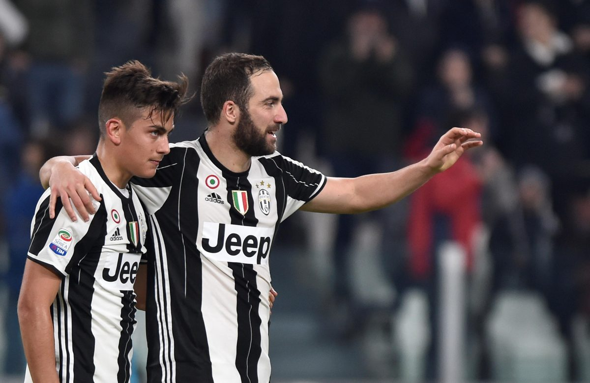 Higuain Wants Juve Stay