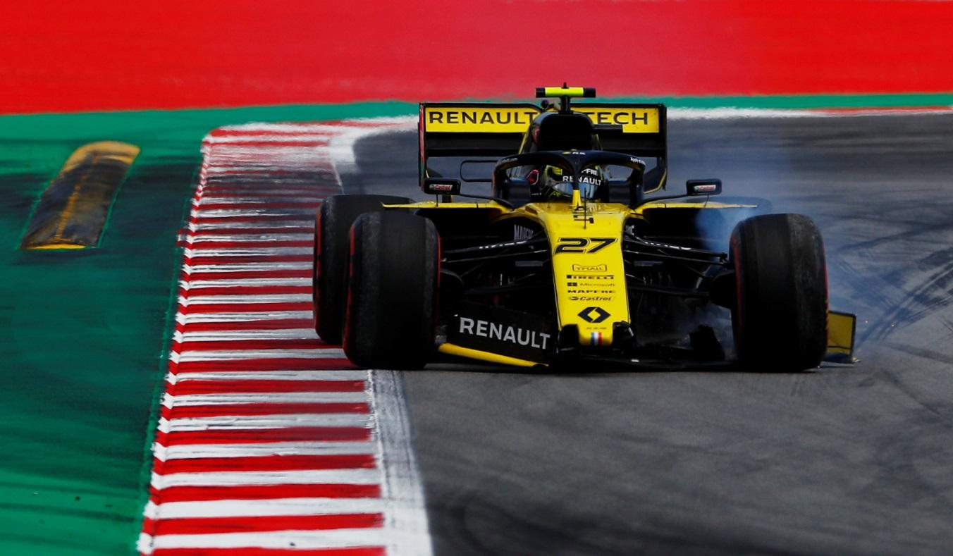 Hulkenberg Doubts Renault's Future Title Hopes