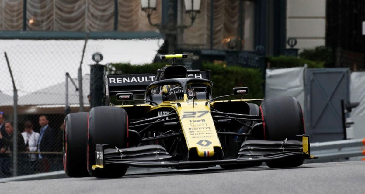 Hulkenberg Expects Renault Stay