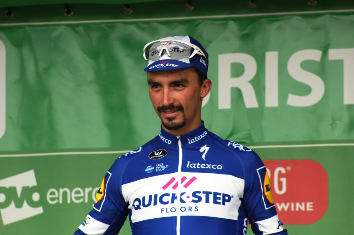 Alaphilippe Cools Tour Chances
