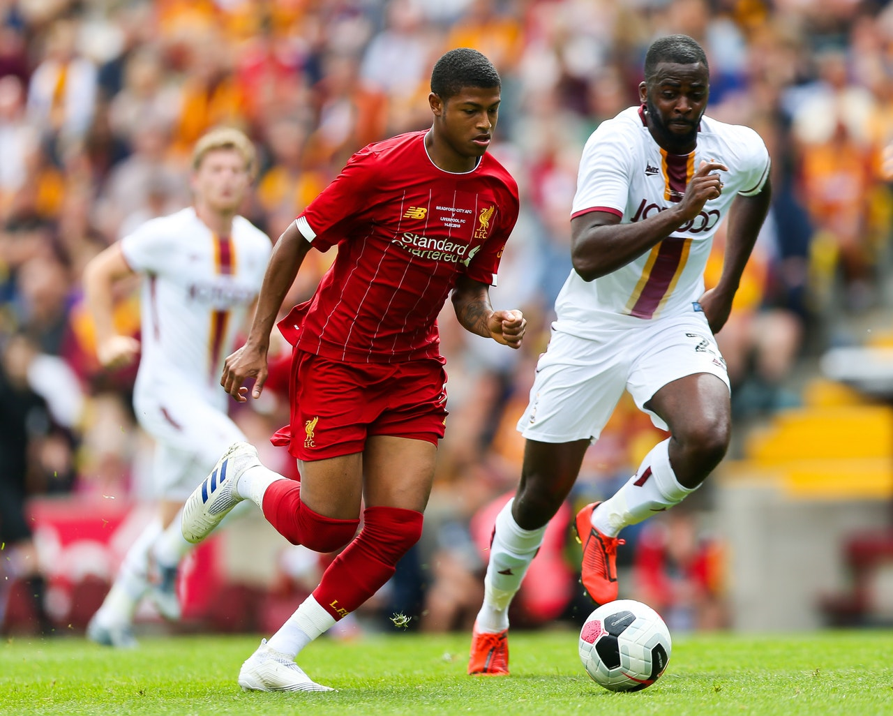 Klopp Talks Up Big Year For Brewster