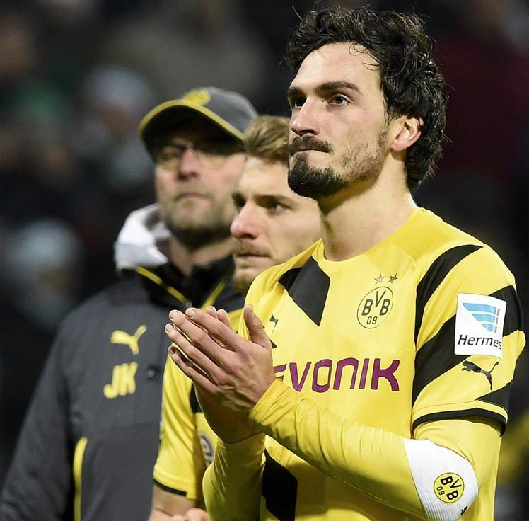 Kovac Takes Aim At Hummels
