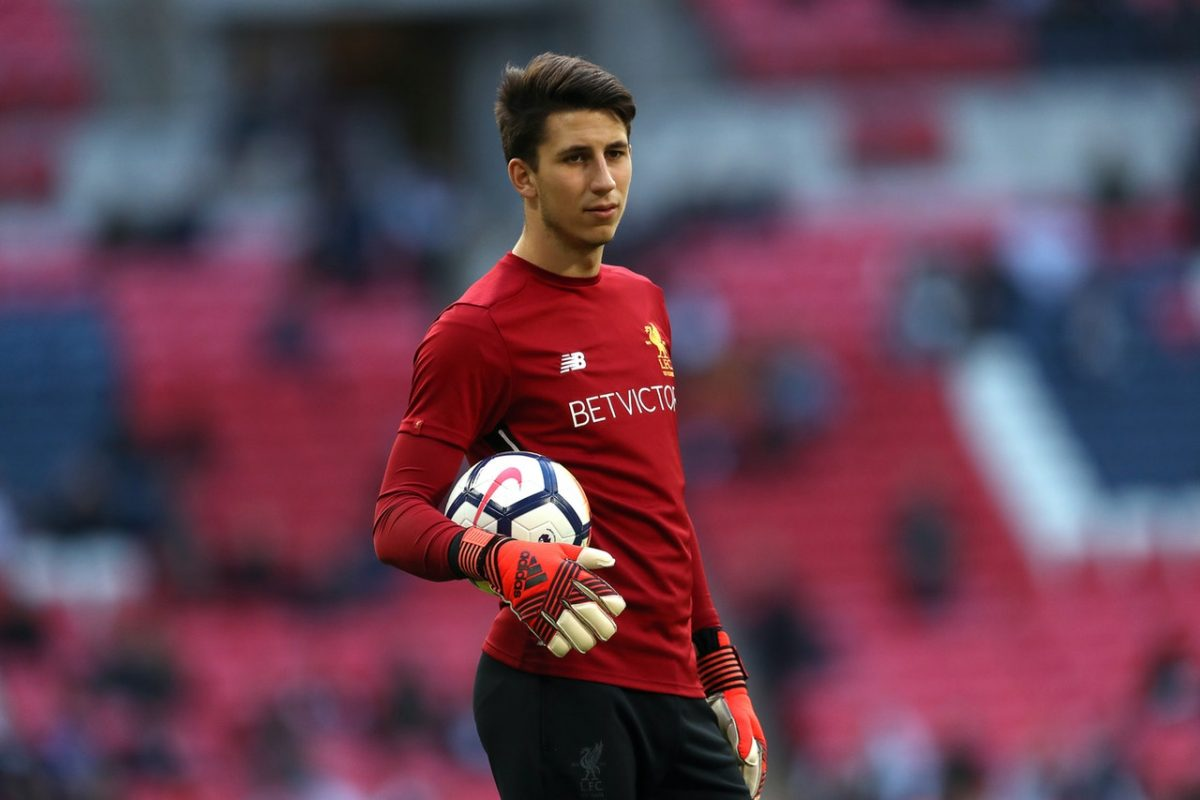 Liverpool Stopper Heads Out On Loan