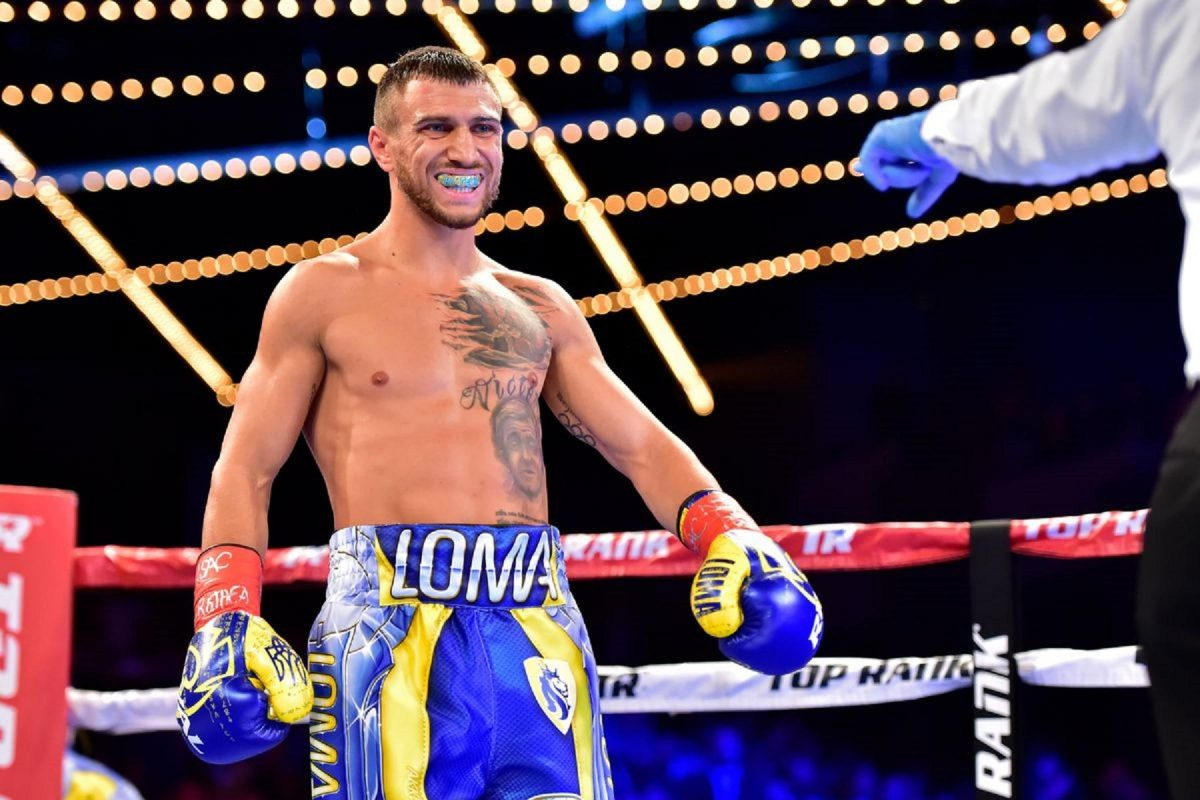 Lomachenko Wary Of Campbell Threat