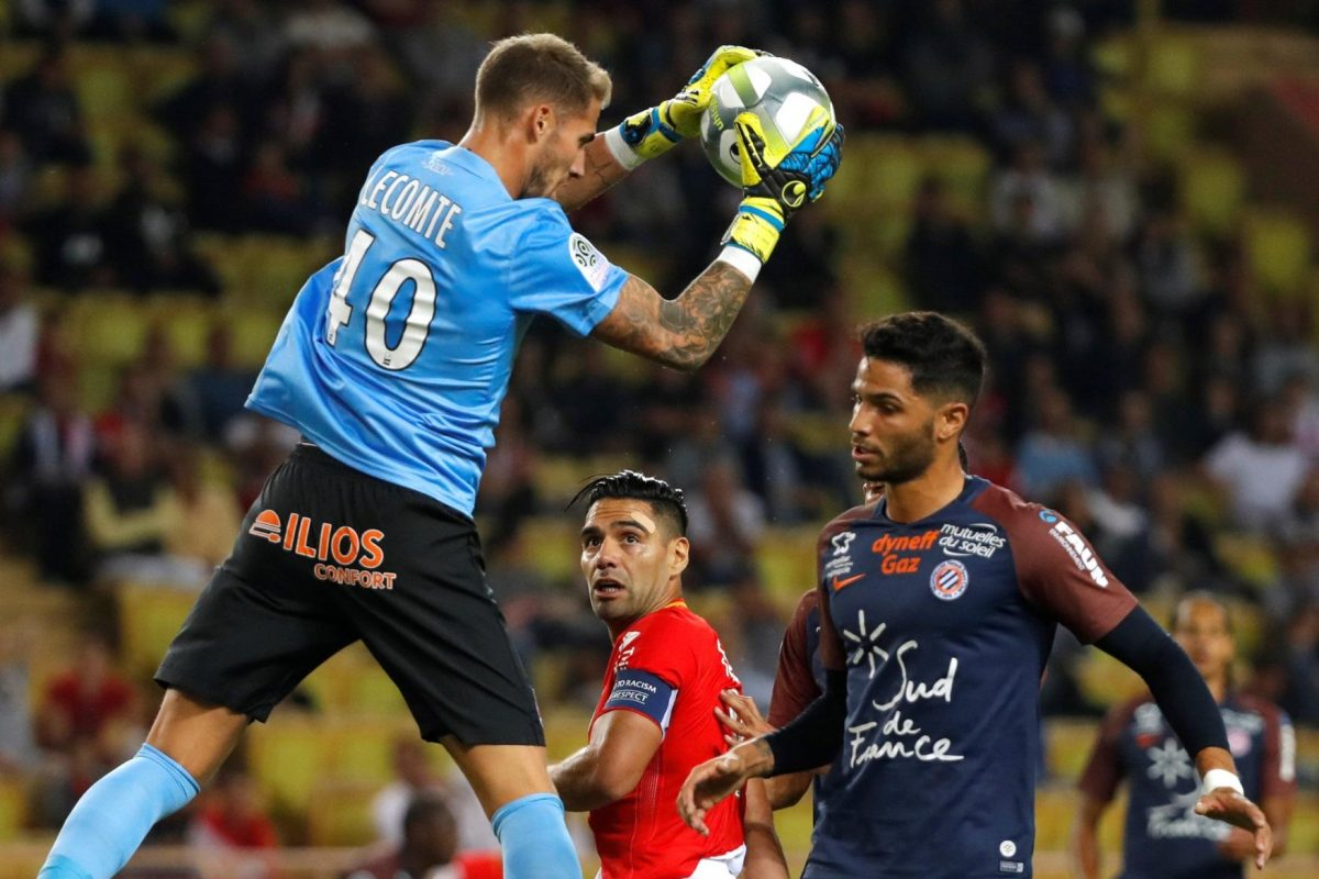 Monaco Swoop For Montpellier's Lecomte
