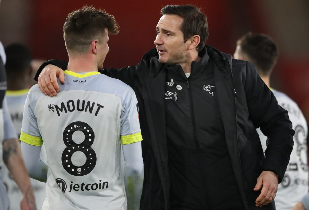 Mount Excited By Chelsea Future