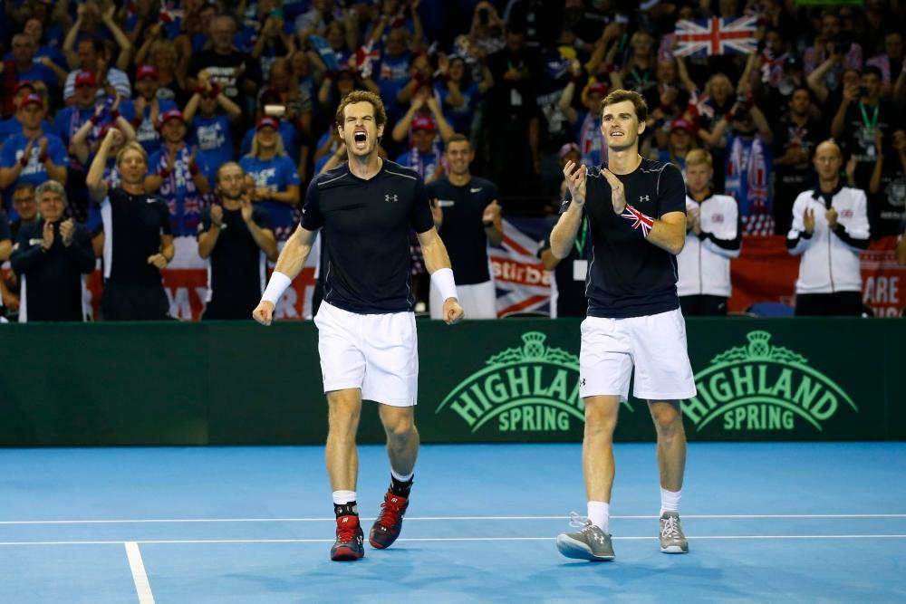 Murray Brothers To Team Up In Washington