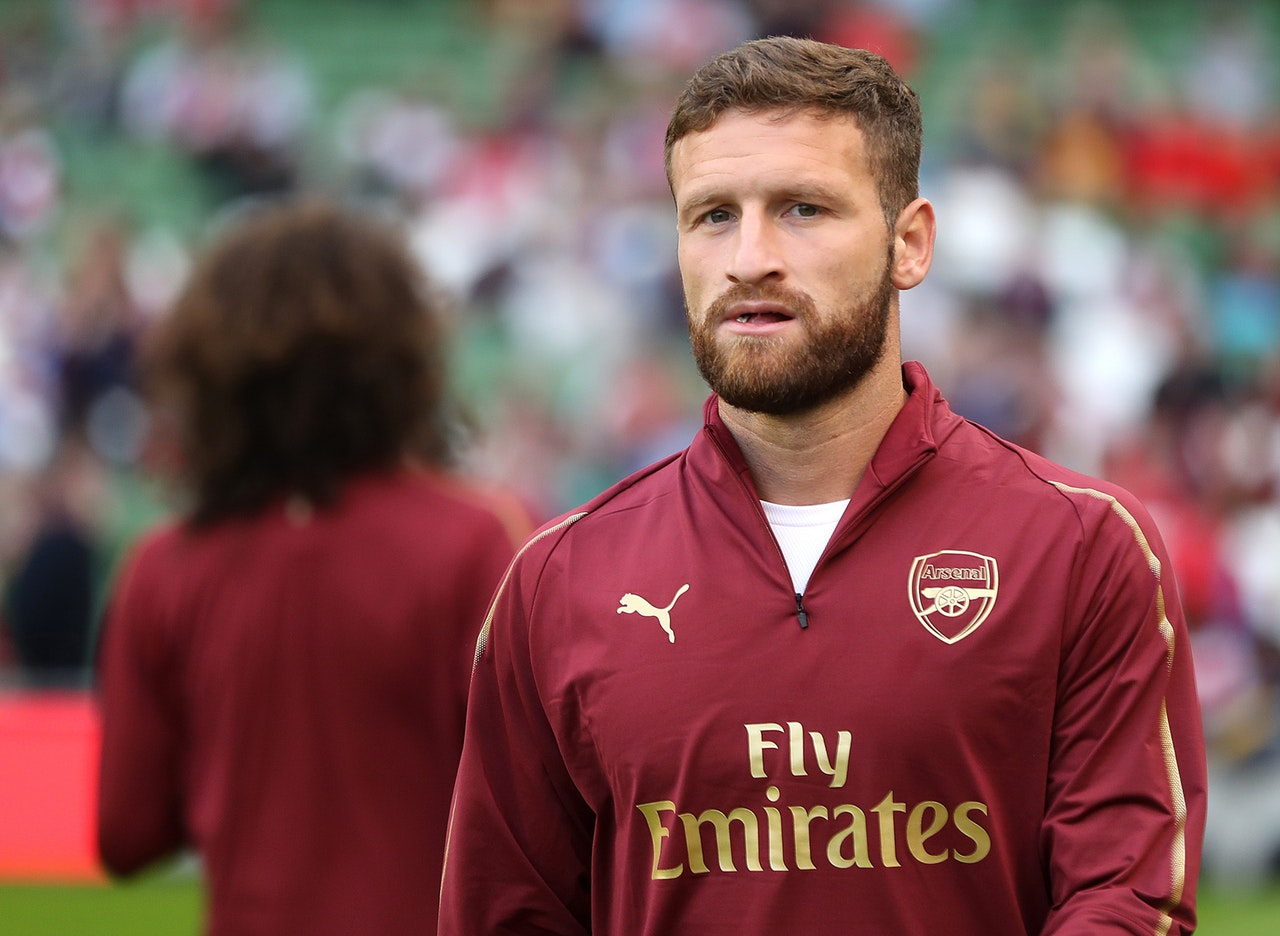 Mustafi Keen To Stay With Gunners