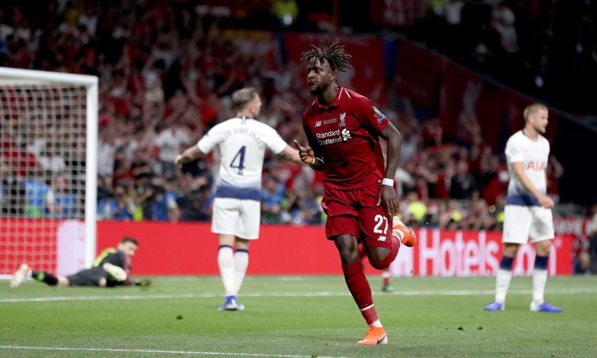 Origi Pens New Long-Term Reds Deal