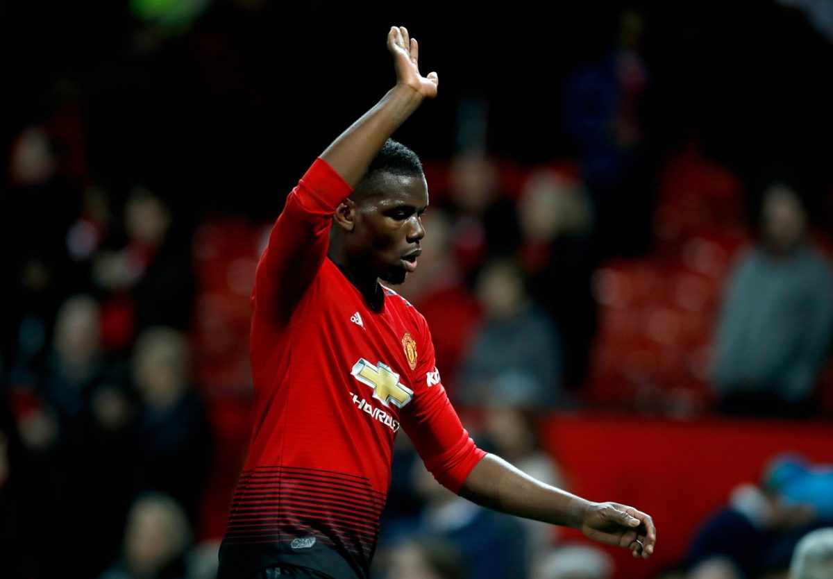 Pogba Agent Confirms Midfielder Wants Out