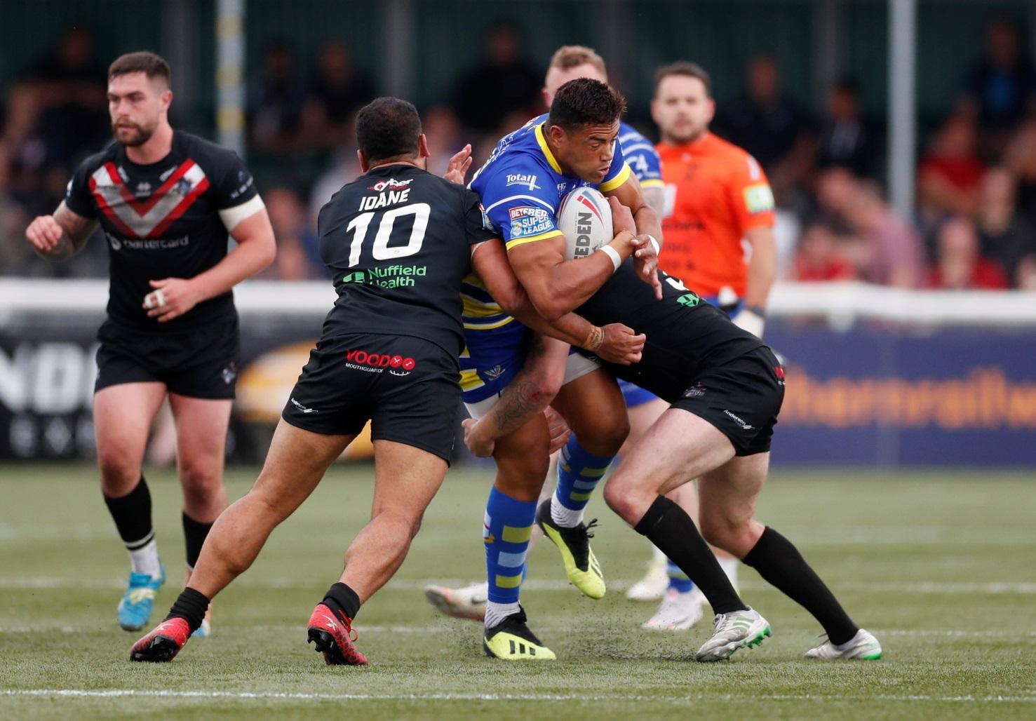 Price Pleased With Burrell Debut