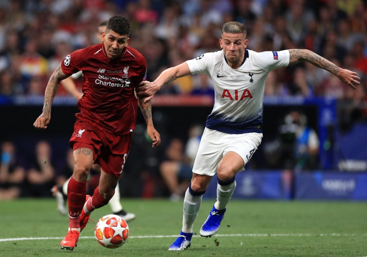 Roma Want Spurs' £25m Defender