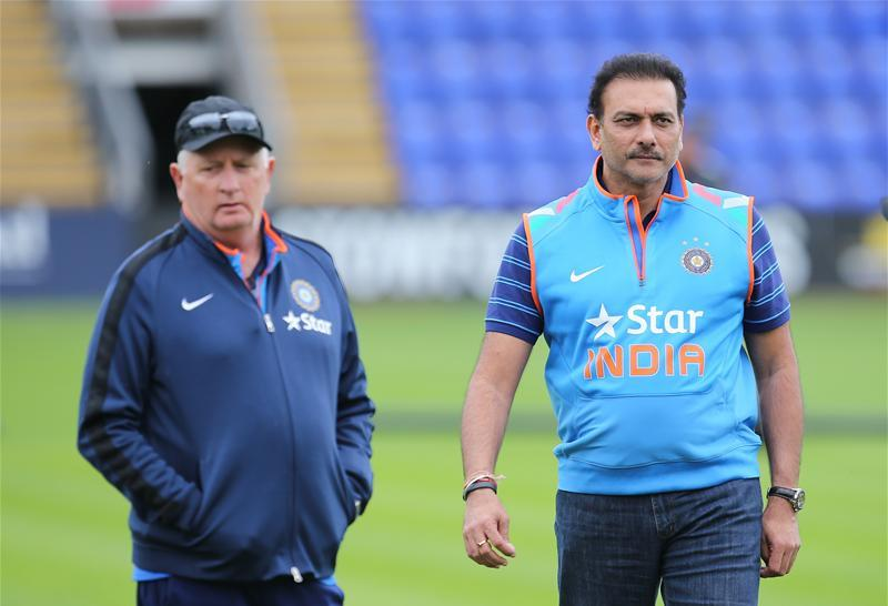 Shastri Wants god In India's Dressing Room