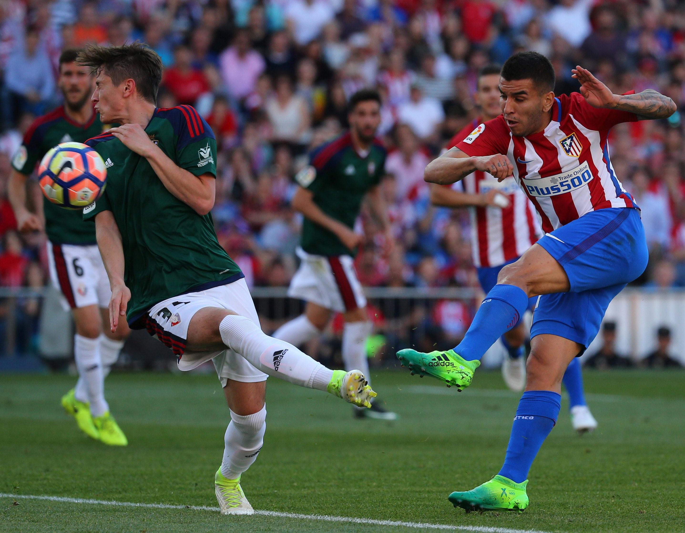 Spurs Keeping Tabs On Atletico Forward
