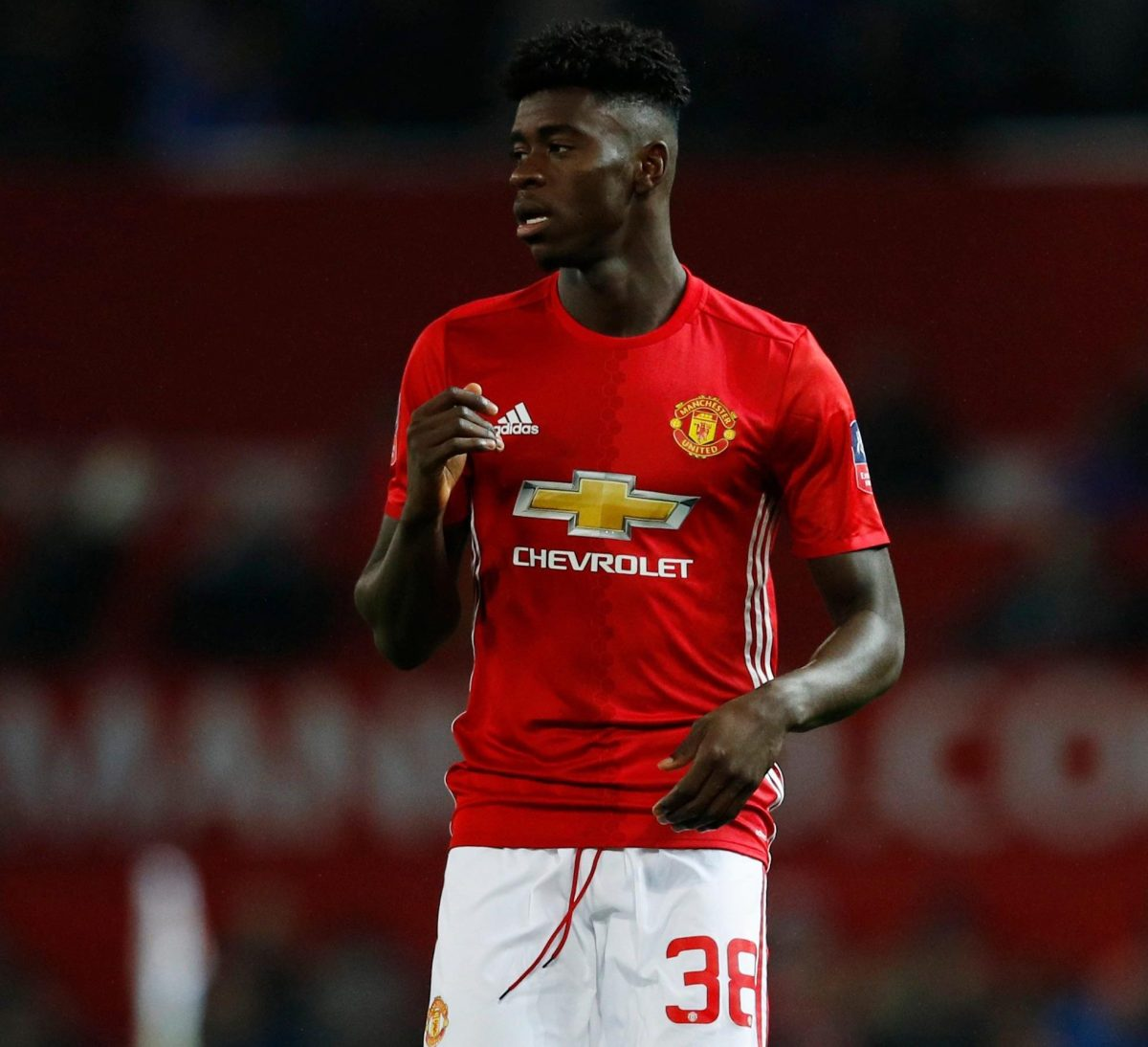 Tuanzebe Tipped For The Top