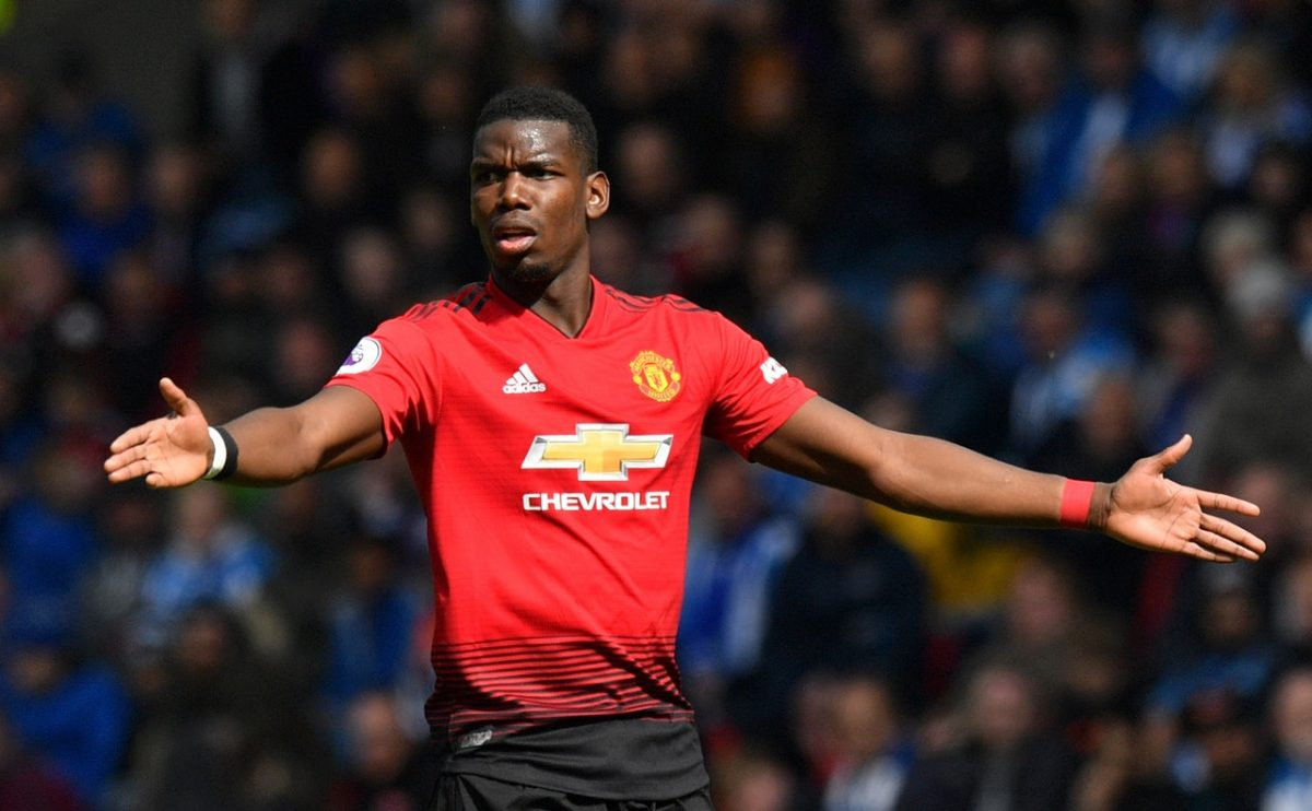 United Reject Pogba Swap Deal