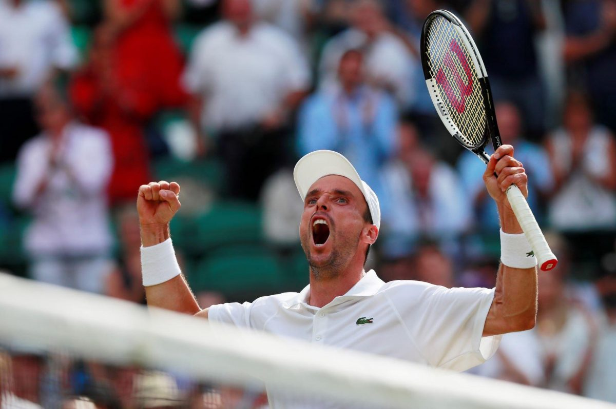Wimbledon Semi-Finalist Misses Stag Do