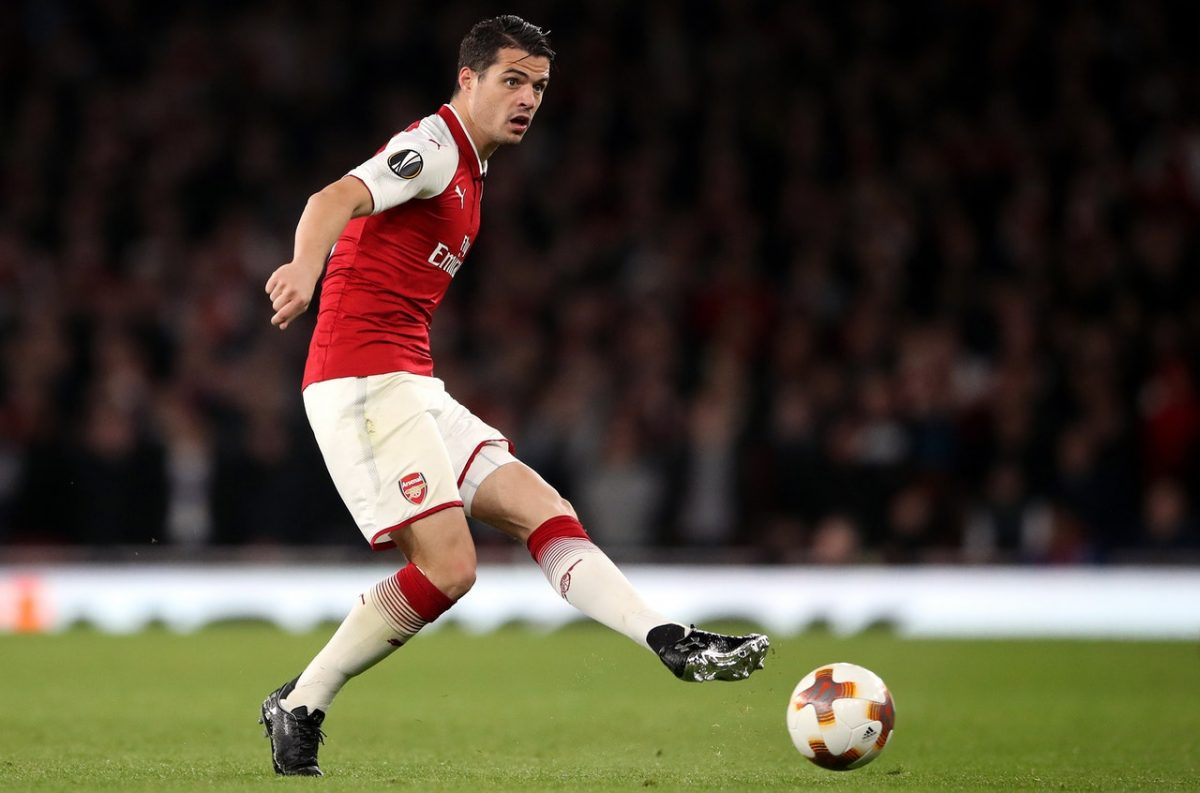 Xhaka Leading The Way To Be Captain