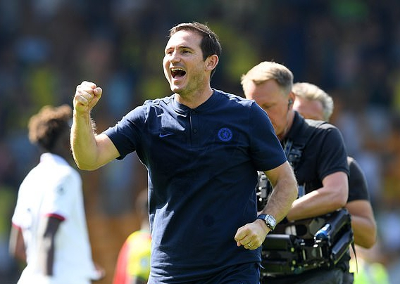 Lampard: I'm Pleased To Earn First Win ; We're Chelsea – Need More Wins