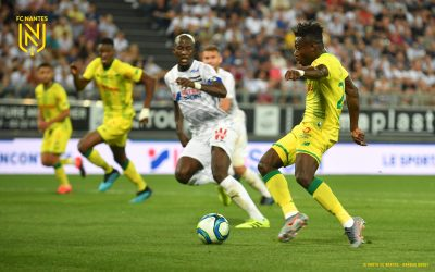 christian-gourcuff-moses-simon-fc-nantes-super-eagles-the-canaries-french-ligue-1-amiens