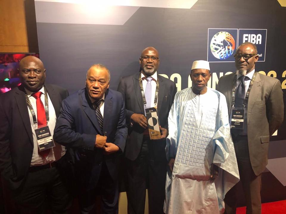 D'Tigress, NBBF Bag FIBA Excellence Award; Get Thumbs-Up From Sports Minister