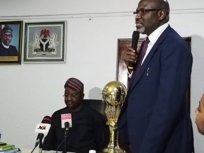 sunday-akin-dare-youth-and-sports-minister-dtigress-2019-womens-afrobasket-championship-musa-kida
