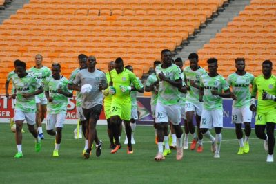 Super Eagles To Face Brazil In Friendly