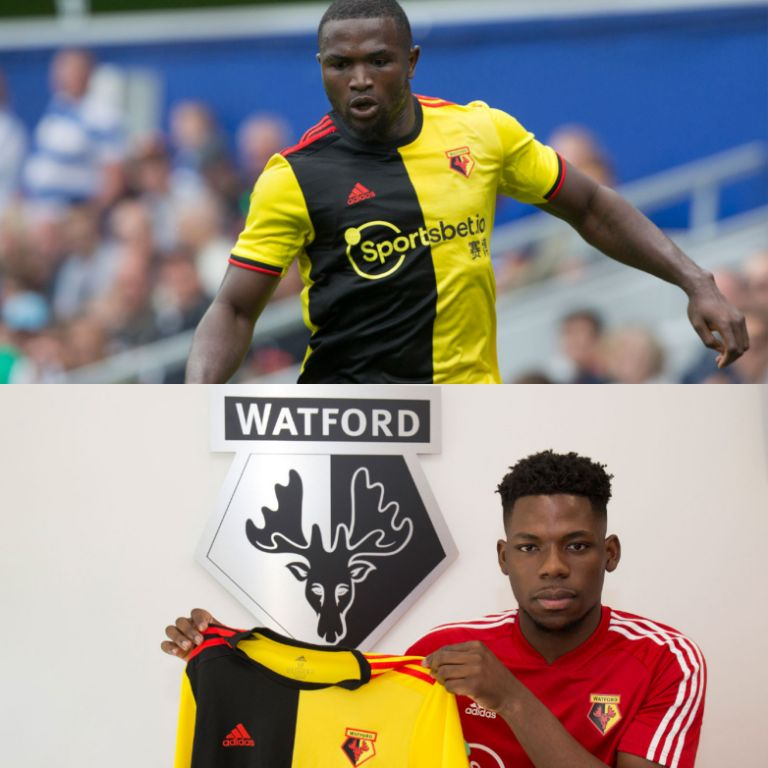Success On Dele-Bashiru's Watford Arrival: 'We'll Keep Working Hard To Make Nigerians Proud'