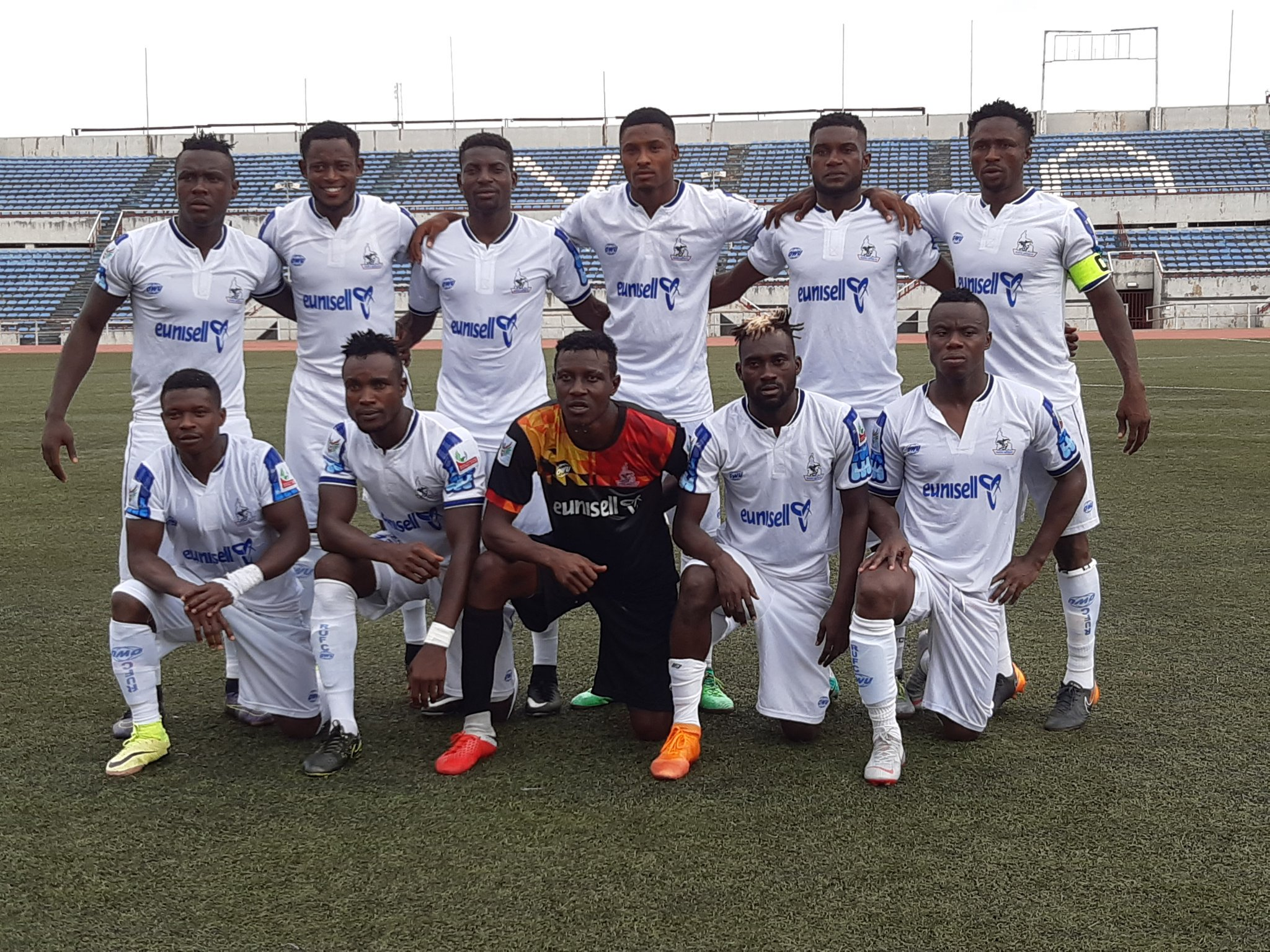 Rivers United Letter To LMC –  Appeal For Award Of 2nd Position In 2019/2020 NPFL