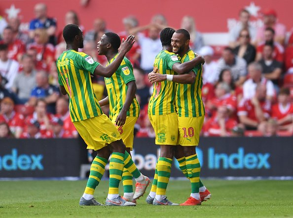 Ajayi Stars In West Brom Championship Away Win Vs Forest