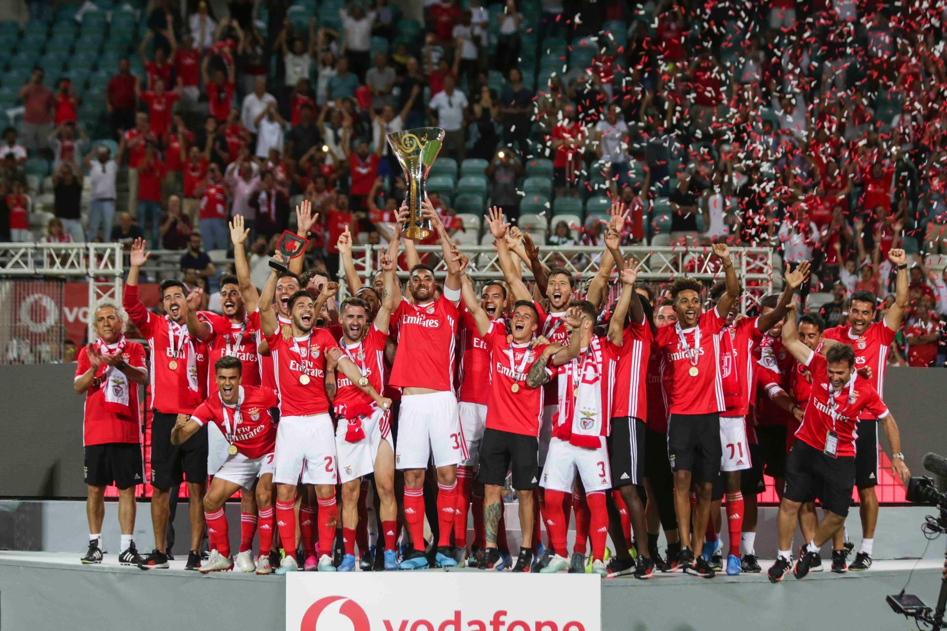 Ebuehi Wins Portuguese Super Cup Title With Benfica