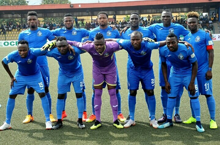 Enyimba Off To Burkina Faso Thursday For CAFCL Clash Vs Rahimo